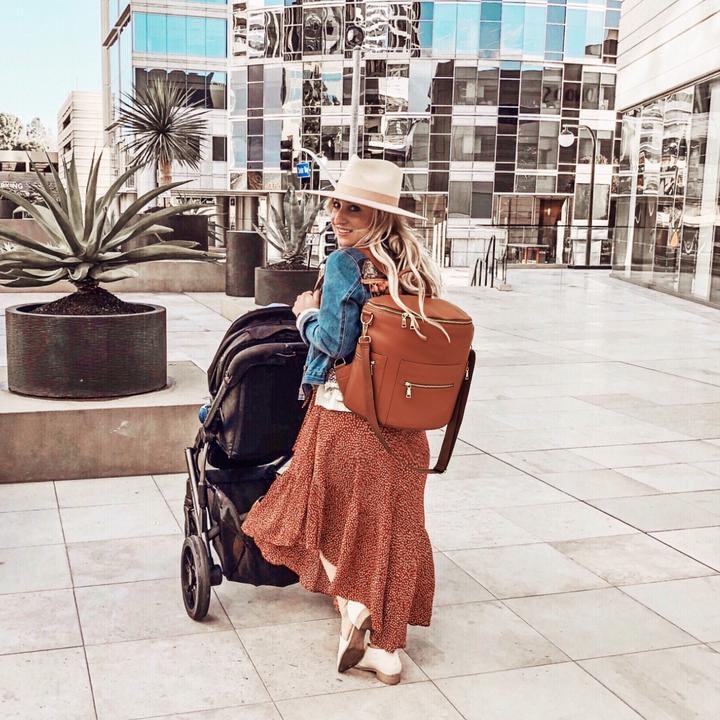 Bebek bakım çantası